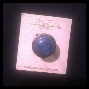 Amrita Singh Lapis Ring